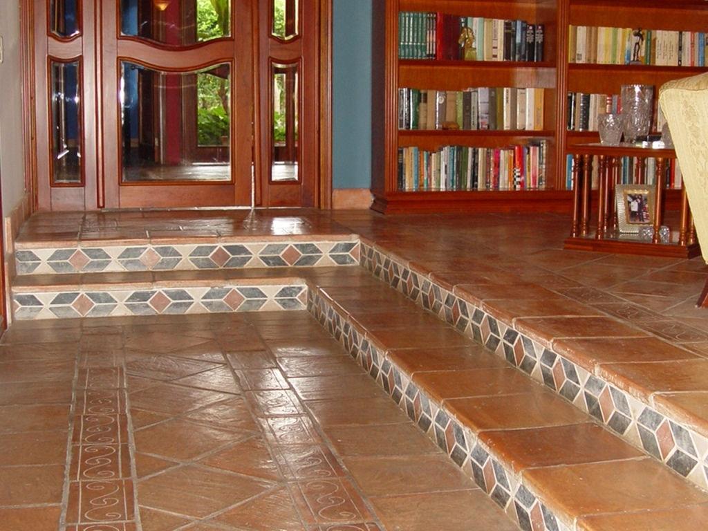 Deposito de materiales en bucaramanga pisos para for Pisos para patios interiores