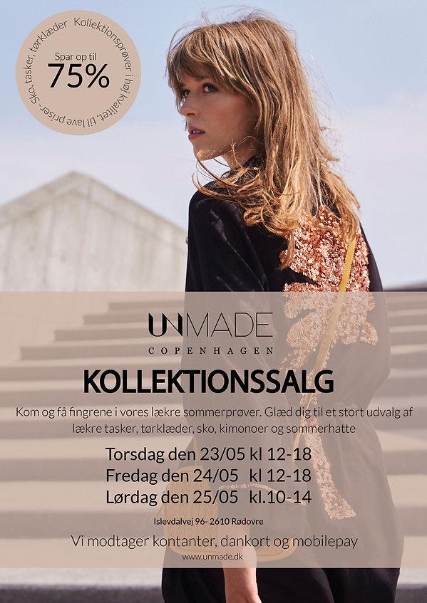Unmade Copenhagen kollektionssalg SS19.j