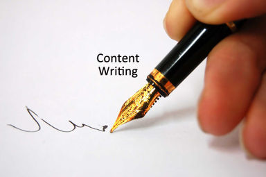 Paid content writing