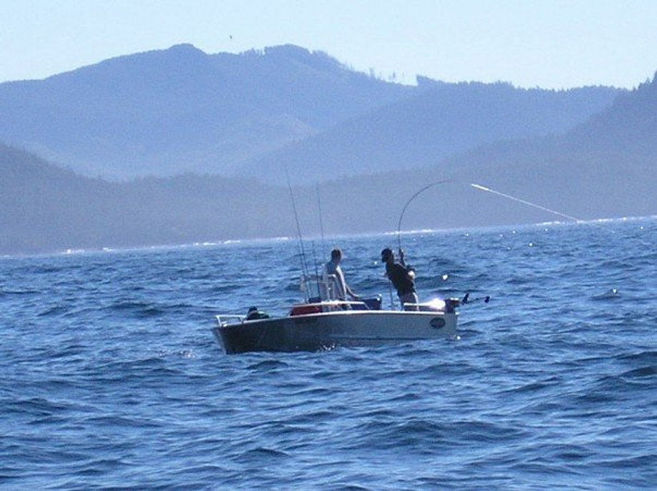 Powell river fishing report for Fishing weather report