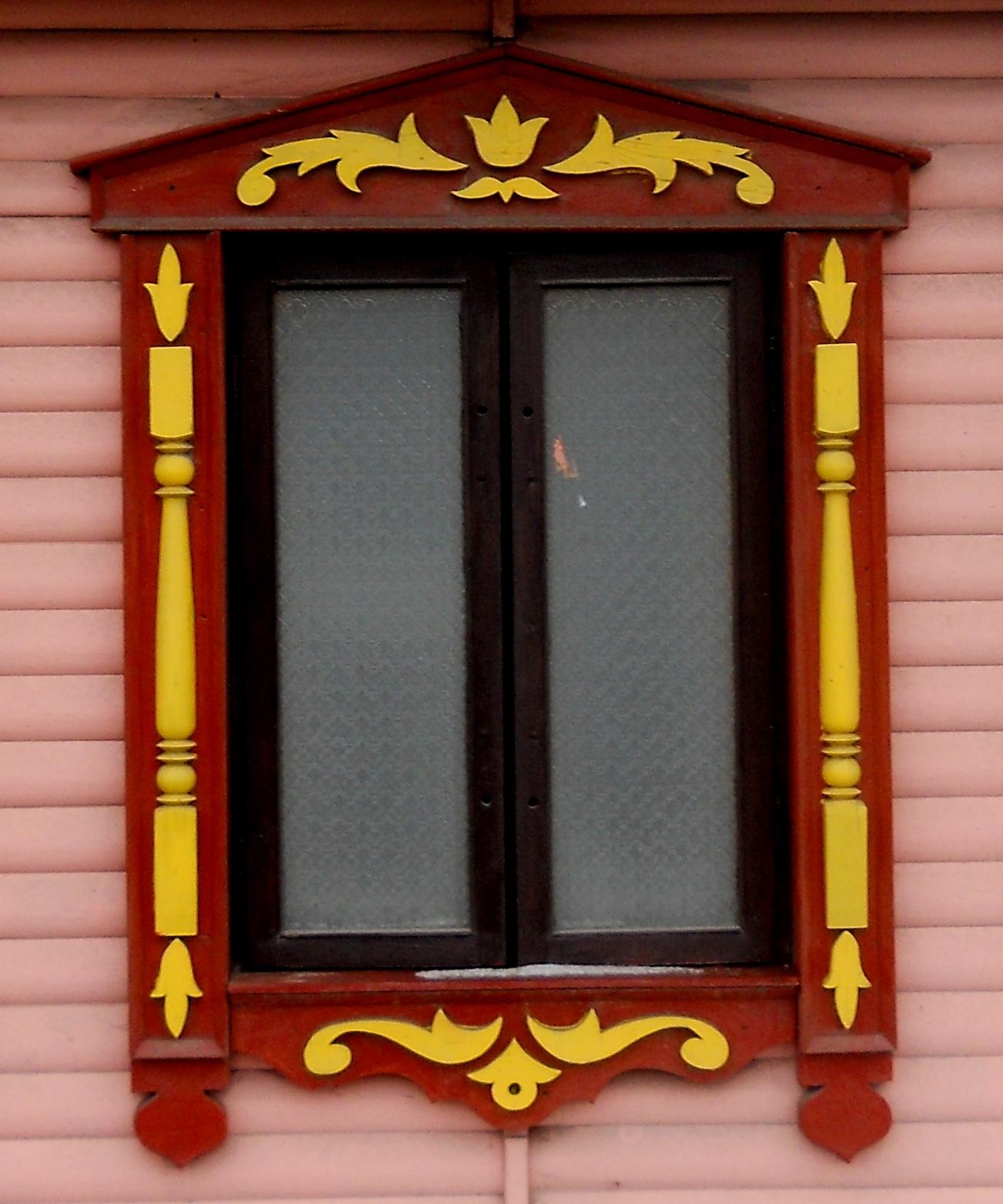 Наличники на окна своими руками деревянные, резные - Ремонт 35