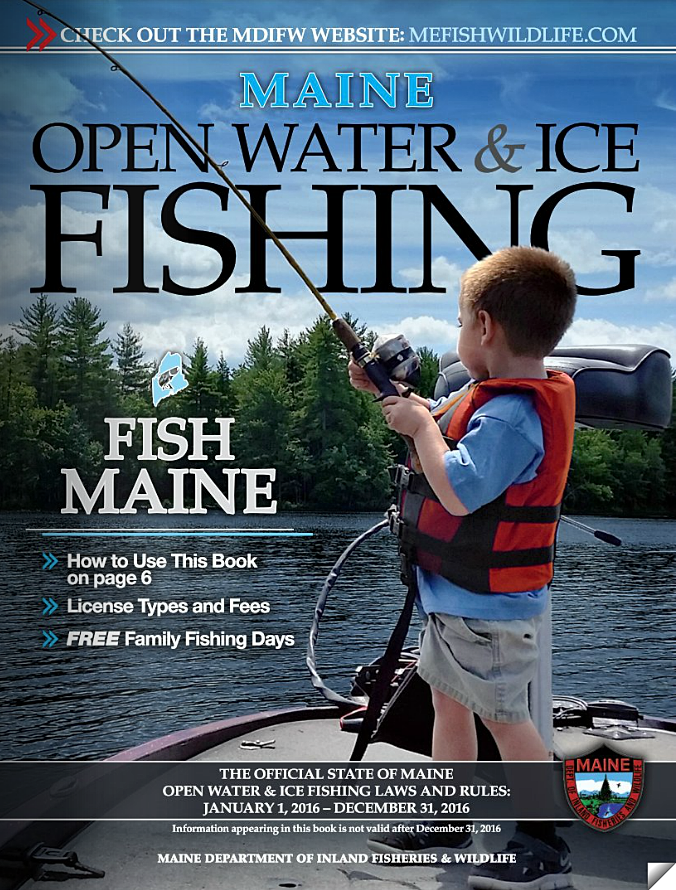 The hideaway on pocomoonshine lake best maine vacation for Colorado fishing limits