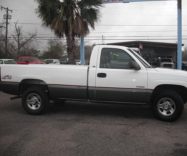 2002 Chevrolet Silverado 1500 4x4