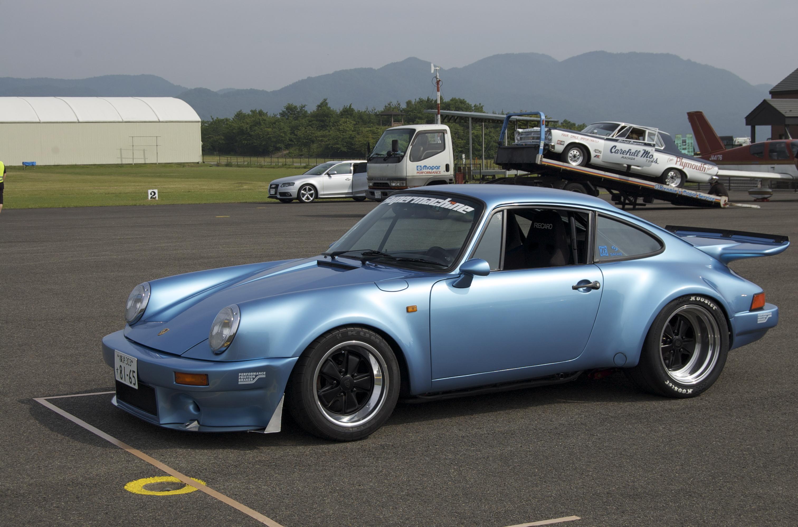 Supermachine I Achieve Higher Performance 1981 Porsche 930 Ls7