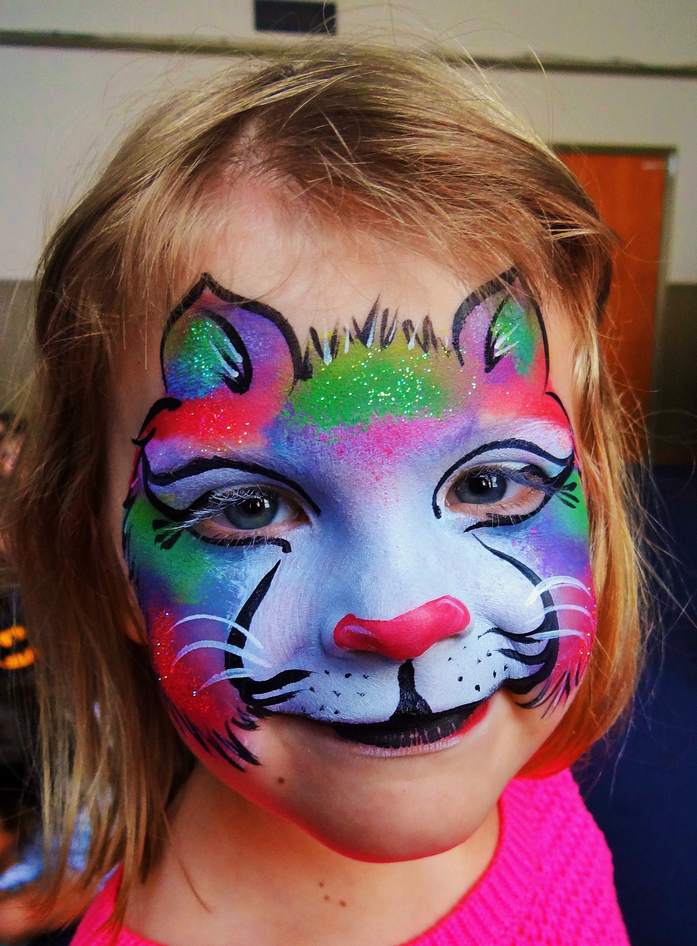 Free Video Of Face Painting