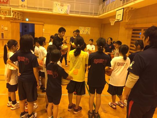 小坂小学校に伺いました | wing