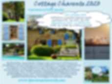 2020 - Cottage Prijzenoverzicht - 4 pers