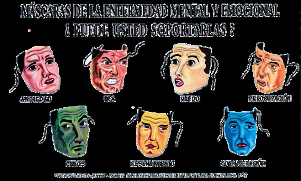 La máscara para la persona con la vitamina y y la glicerina