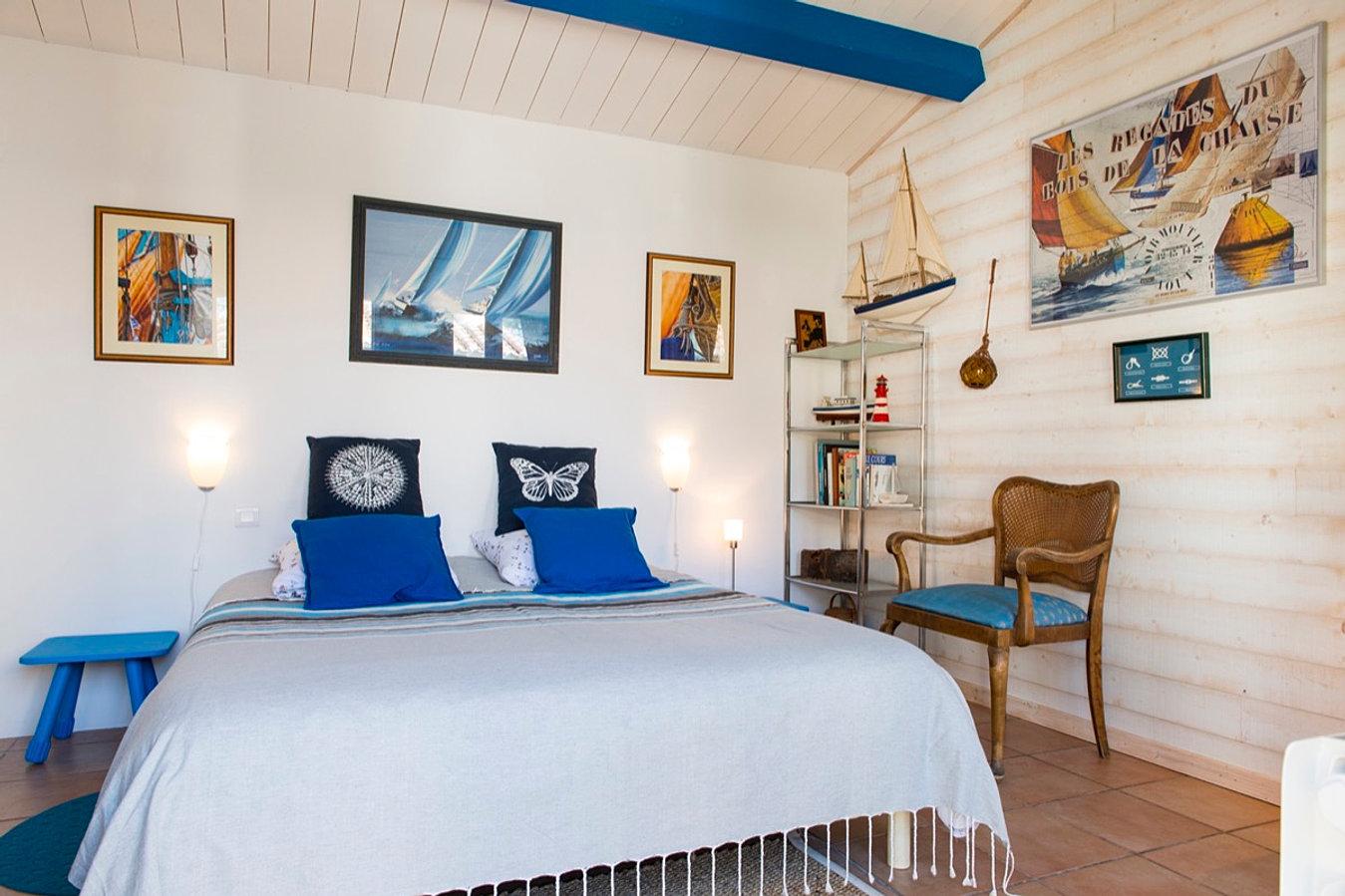 Chambres d'hôtes bed and breakfast à noirmoutier