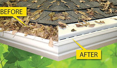 Seamless Gutters Madison Leaf Free Gutter Protection