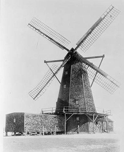 Illinois windmills heidemann windmill for Christian heidemann
