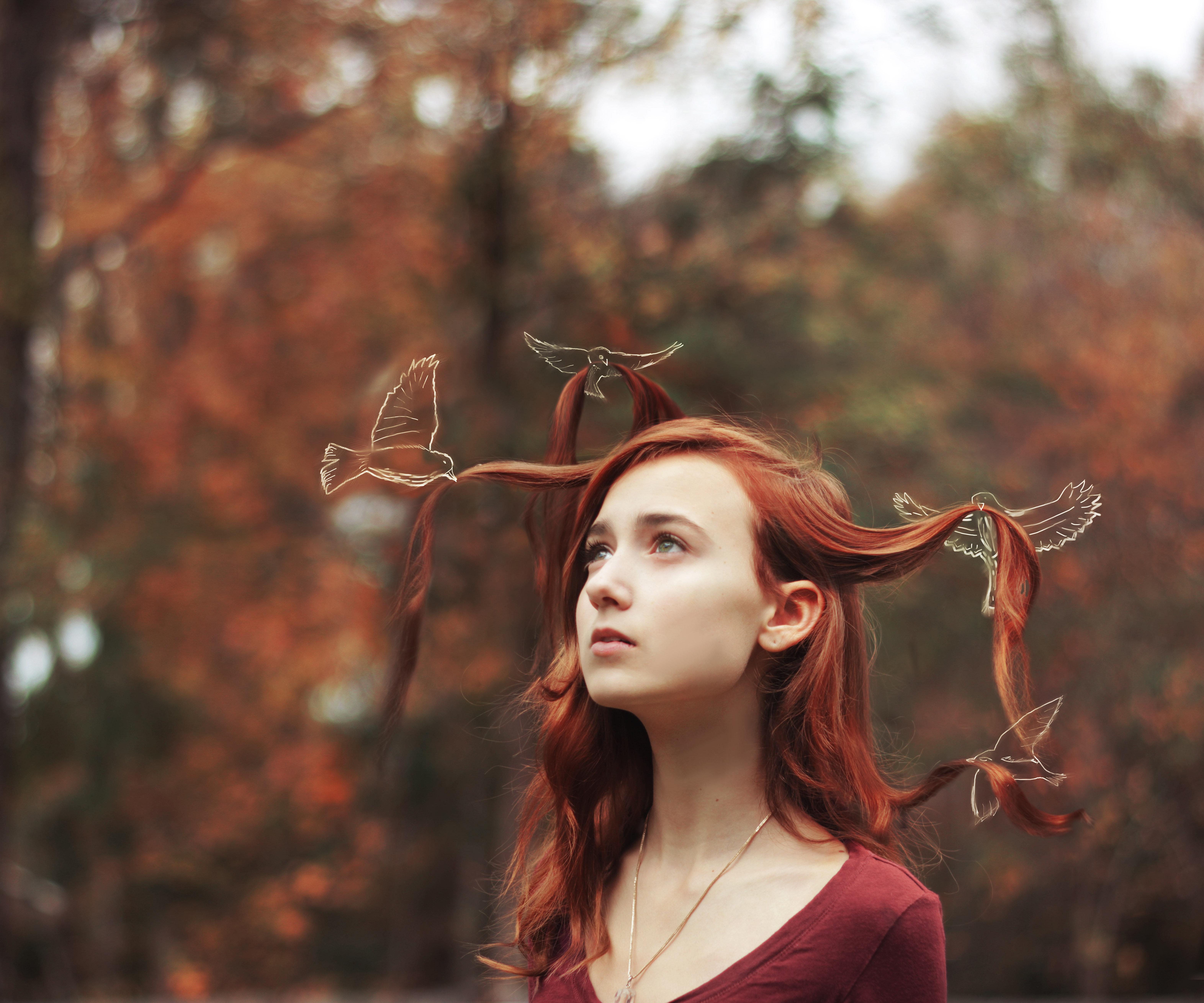 Рыжие женщины в любви 23 фотография