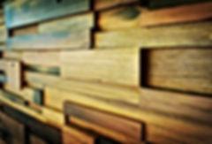 Texture wood wall panel
