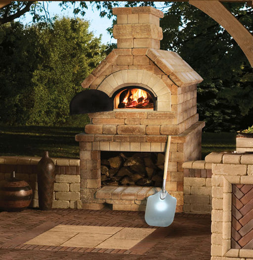 Gartex masonry supply dallas texas supplier of brick stone cast stone and more - Outdoor stone ovens ...