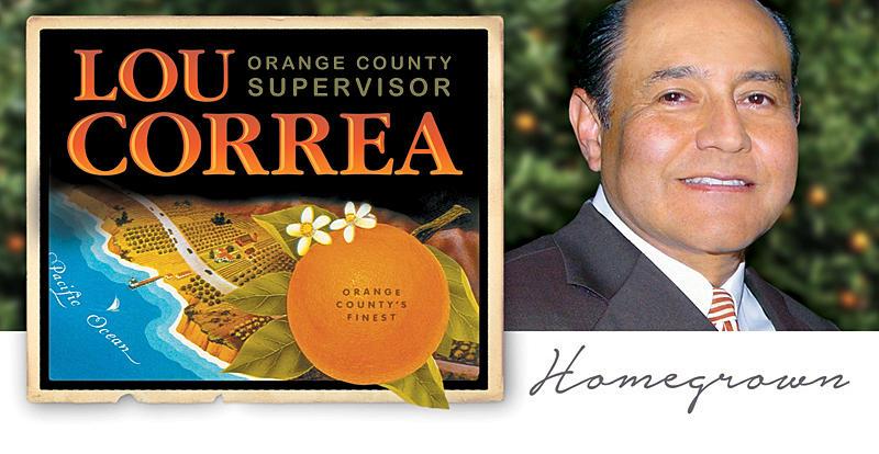Lou Correa for Supervisor