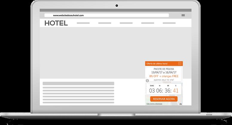 InfoSales Timer - Marketing ho para hotéis