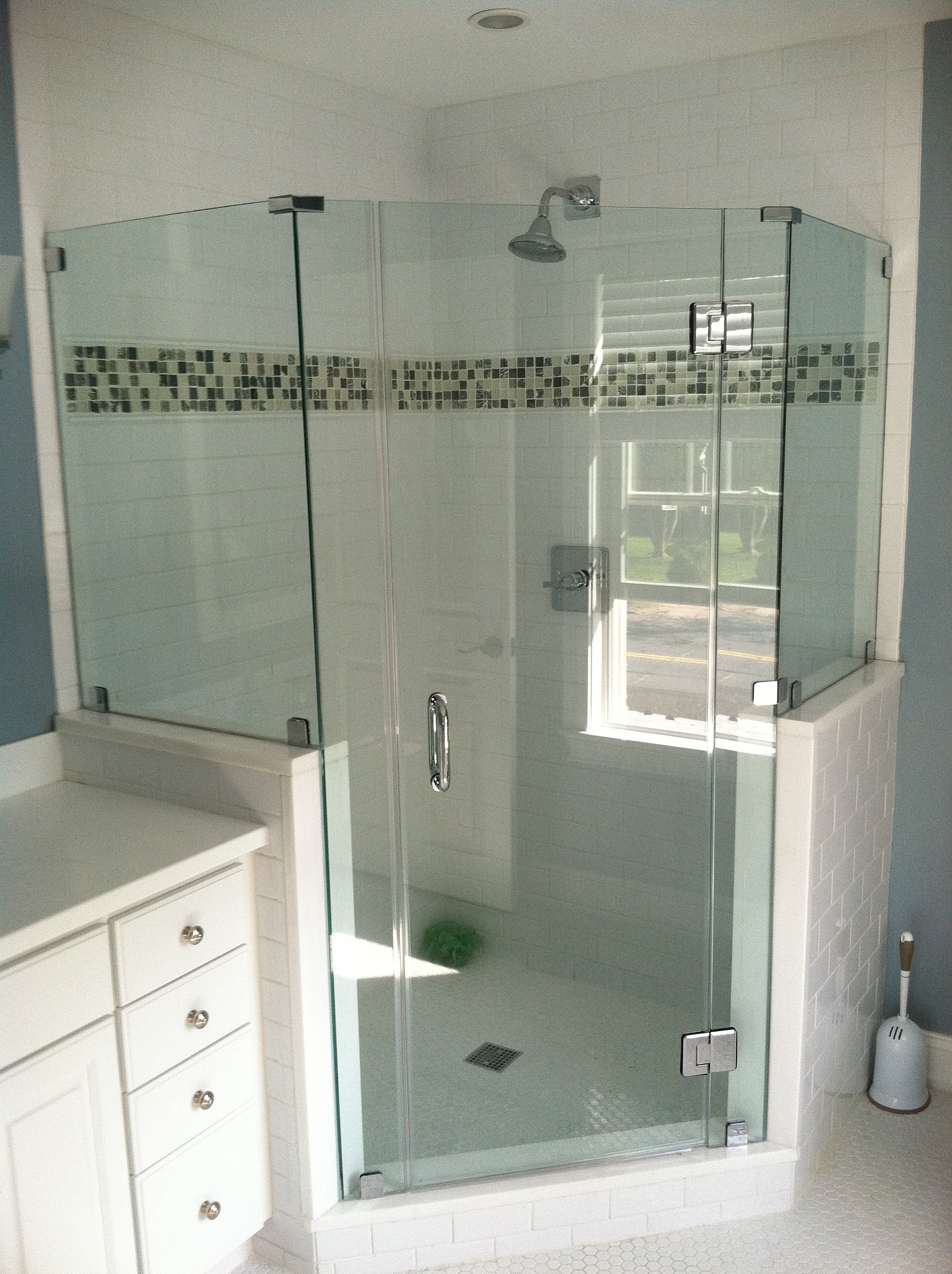 Manasquan Glass Mirror And Shower Door Wayne Pa And