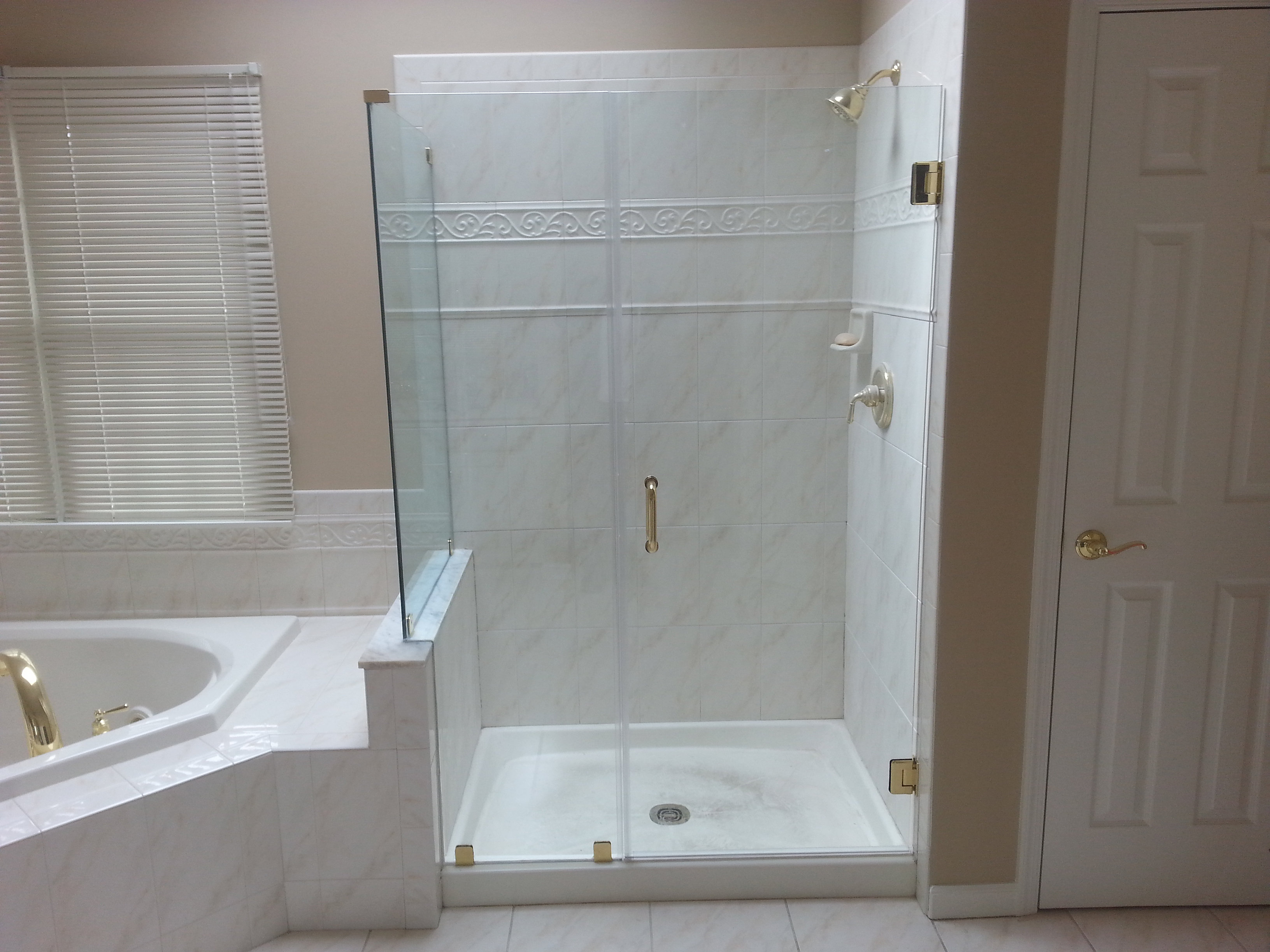 Frameless Wall Mirrors with hooks  Fab Glass and Mirror