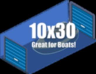 10x30 Storage Units