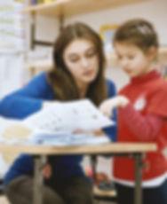 Lærer og elev