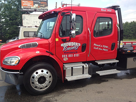 Browder 39 s towing for Allstate motor club towing