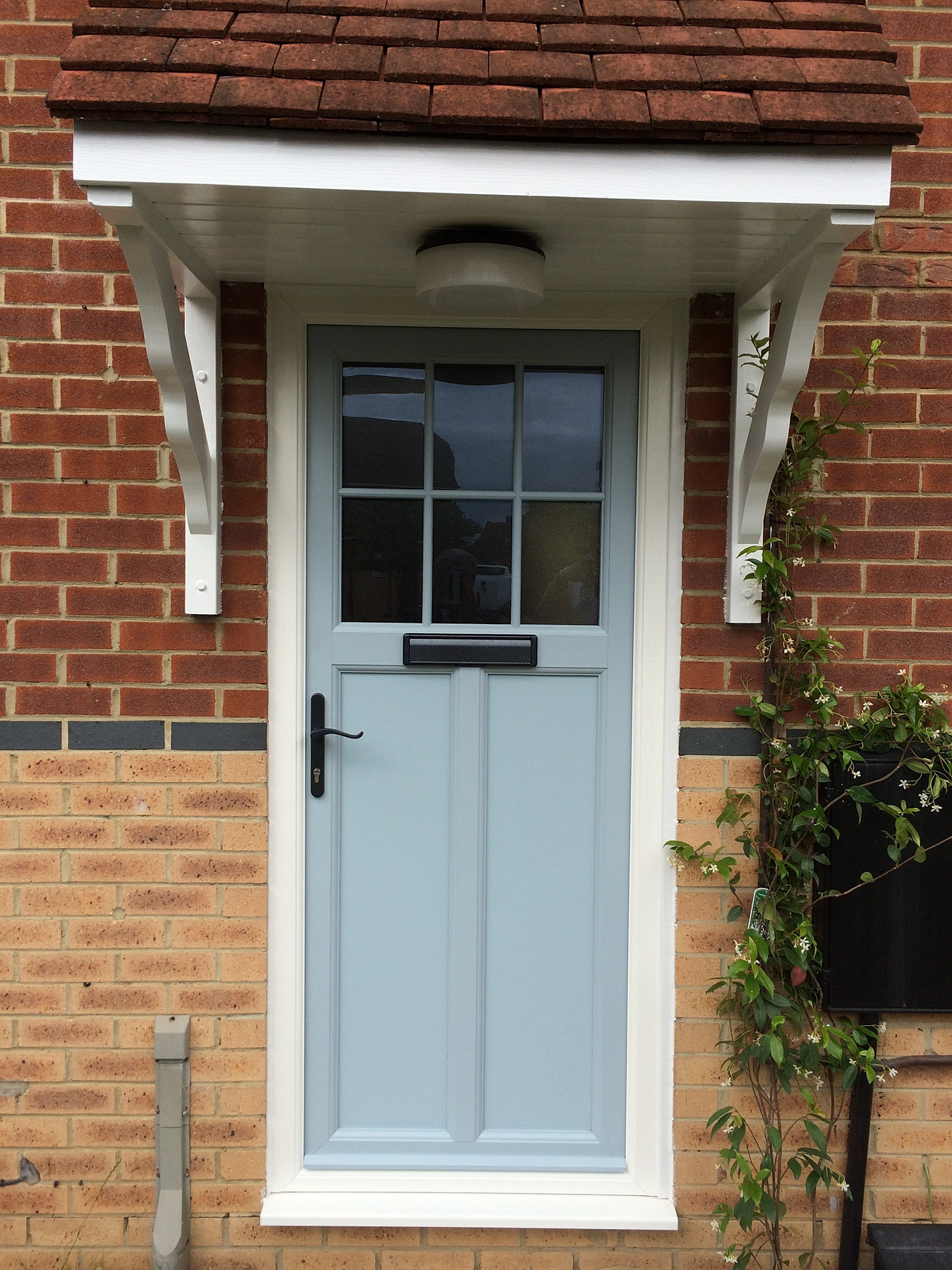 Composite doors weymouth for Coloured upvc doors