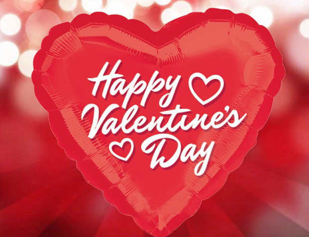 Happy Valentine\'s Day! - JACINTHA WEE