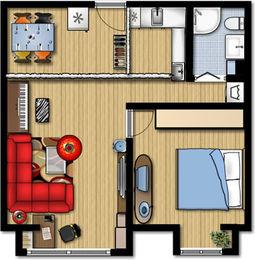 Reforma tu casa planos para reforma gratis for Disenar mi habitacion 3d