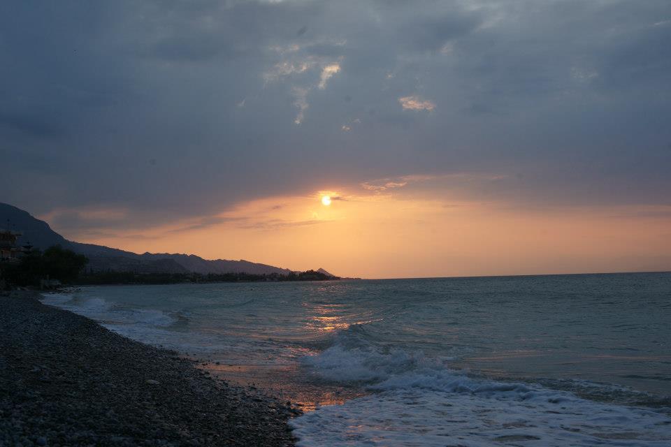Бунгало в Ксилокастро у моря