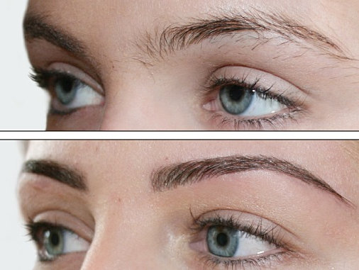 Eyebrow shaping at salon world novelties makeup 2017 for 506 salon indianapolis