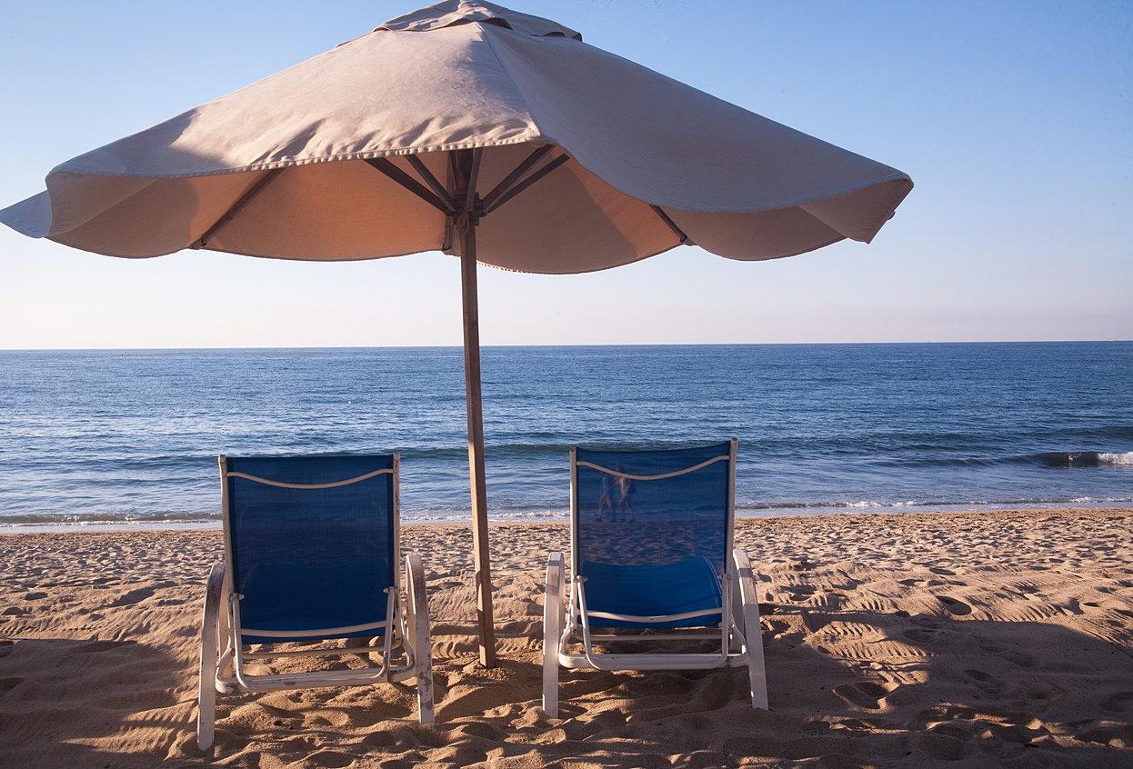 Sayulita Beach Chairs