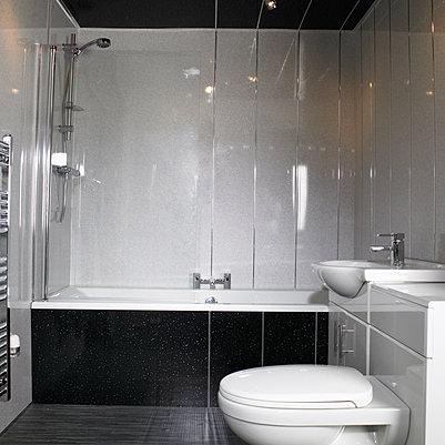 Дизайн стеновые панели в ванной