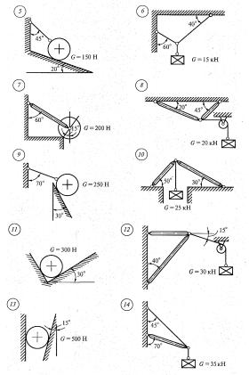 Олофинская техническая механика решебник ответы