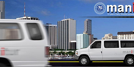 Miami Orlando Shuttle Manitur Transportation
