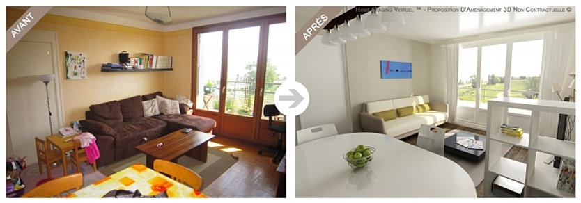 Histoires d\'Home | Home staging virtuel