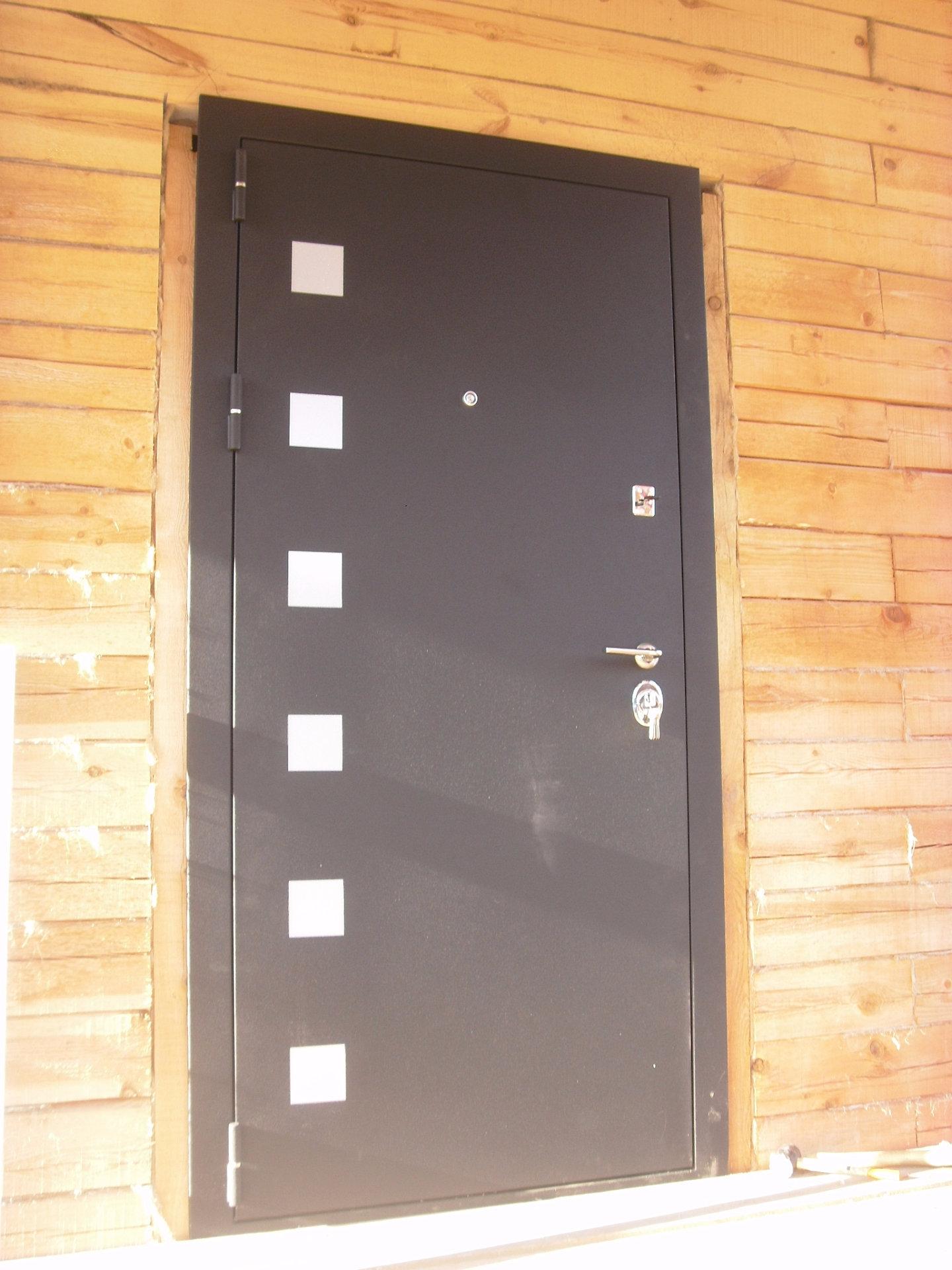 железные двери квартирные в г серпухов