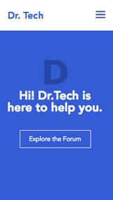 Tech Forum