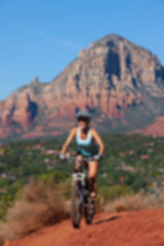 Mountain Biking, Sedona Arizona