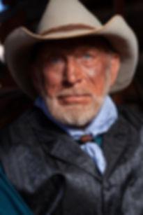 Cowboy in Sedna Arizona