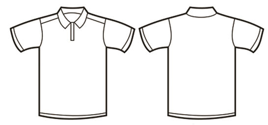 Resources for T shirt printing design template