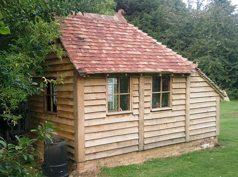 Oak Sheds Stores And Garden Rooms