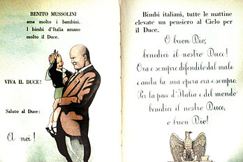 a overview of rule of benito mussolini and italy as totalitarian country -a political system in which the government has total control over the lives of -italy:benito mussolini video stalin and hitler economic control propaganda fear & oppression totalitarian rule 1st step.
