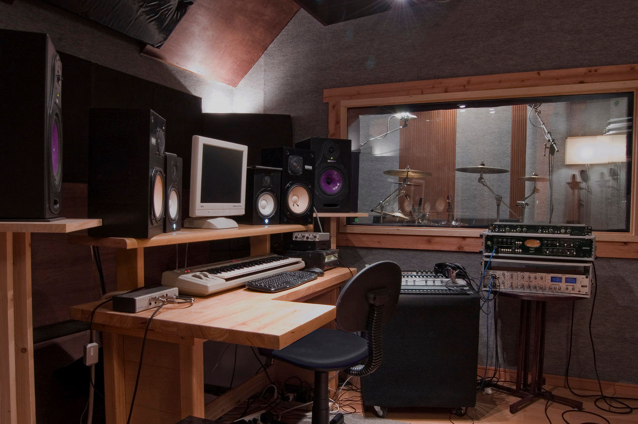 Monkey Productions Studio Online Drum Recording And