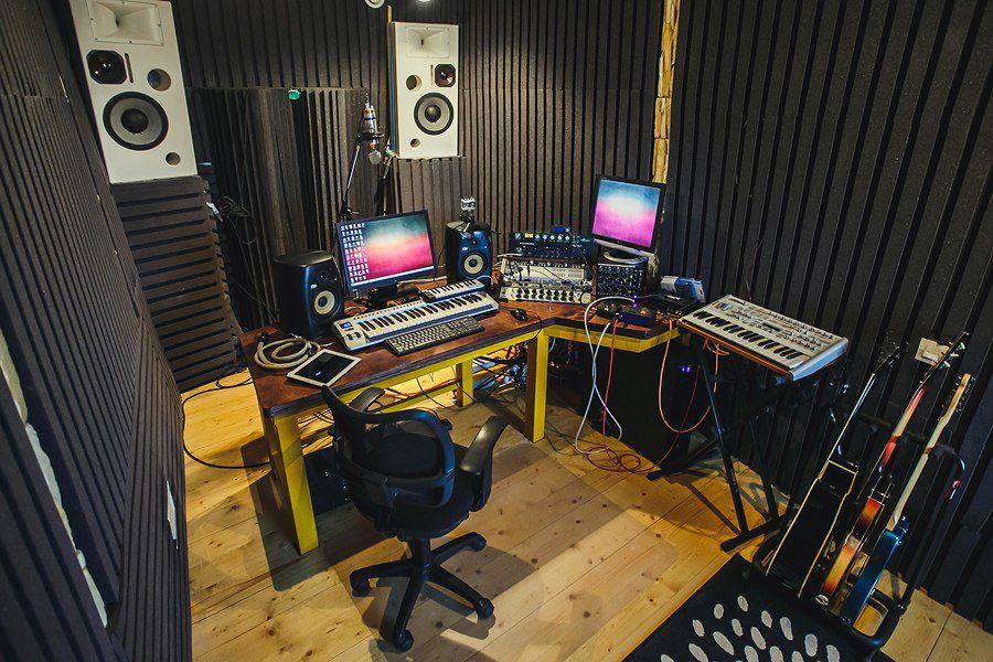 Звукоизоляция для домашней студии звукозаписи своими руками