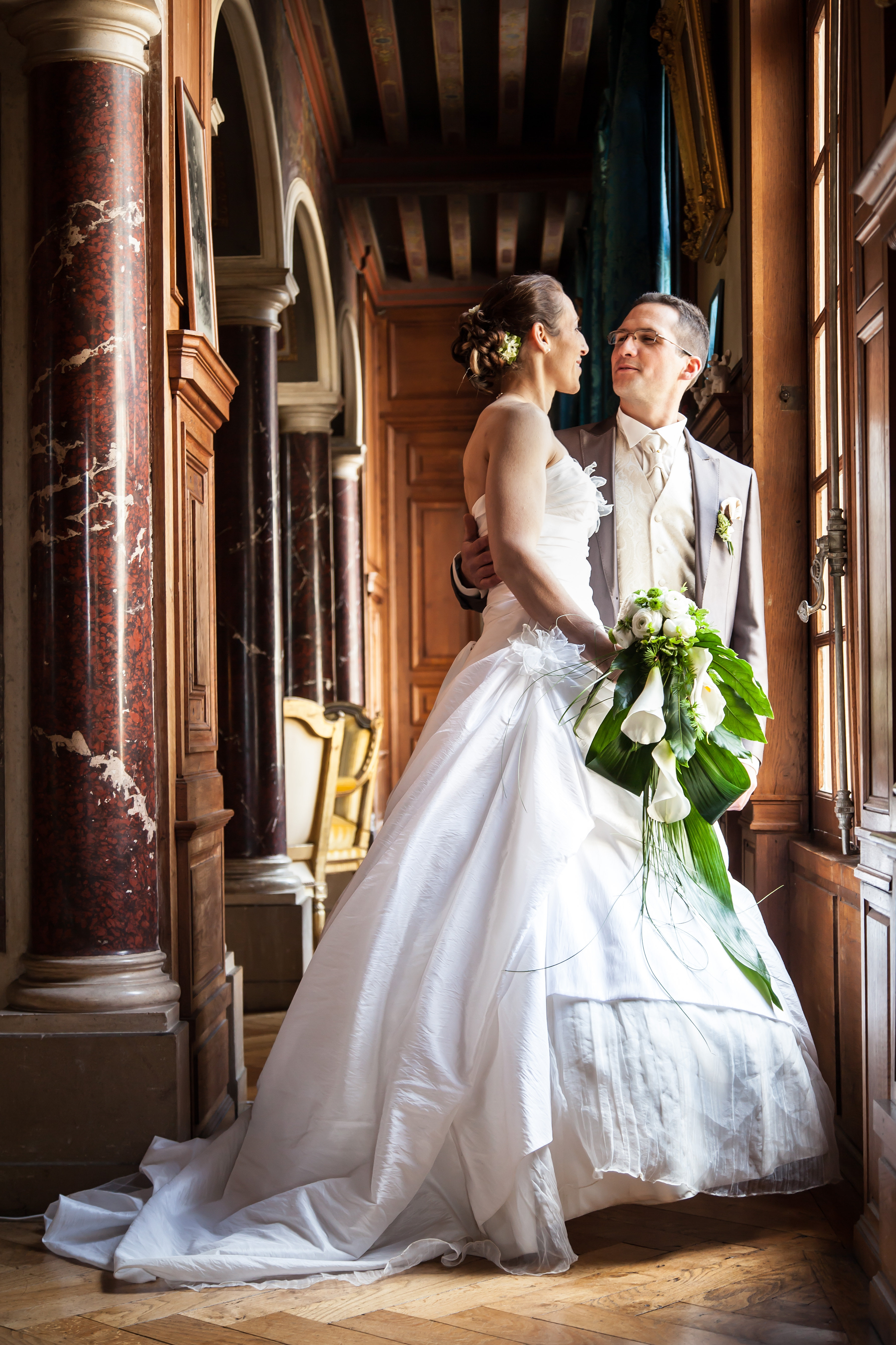 bisceglia pascal photographe autun bourgogne sully mariage chteau - Chateau De Sully Mariage