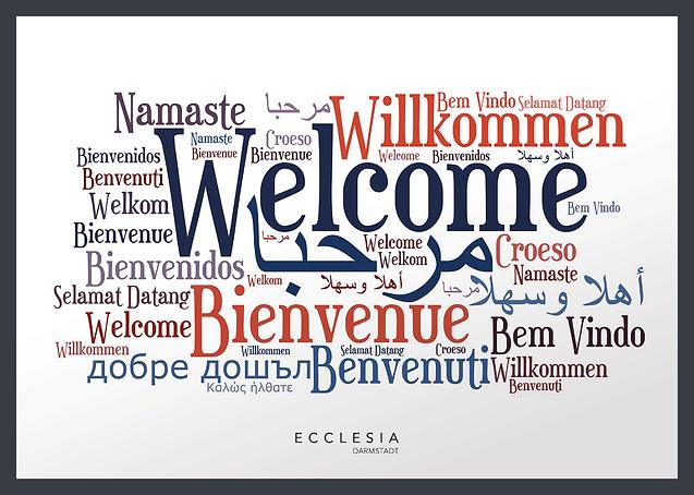 einladung zum café der kulturen - jeden freitag 16.30-18.30 uhr, Einladung