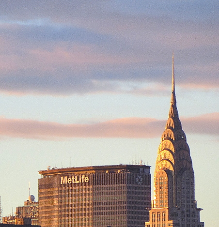 Chrysler and MetLife from LIC