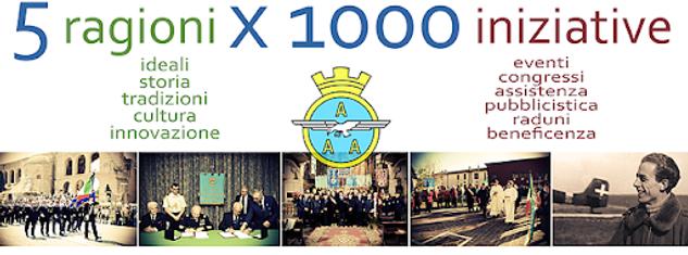 5 X 1000 - 5 ragioni X 1000 iniziativa