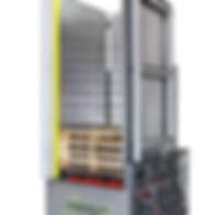 MWES Depalletizing System with Vision