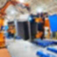MWES Robotic Welding & Positioner System